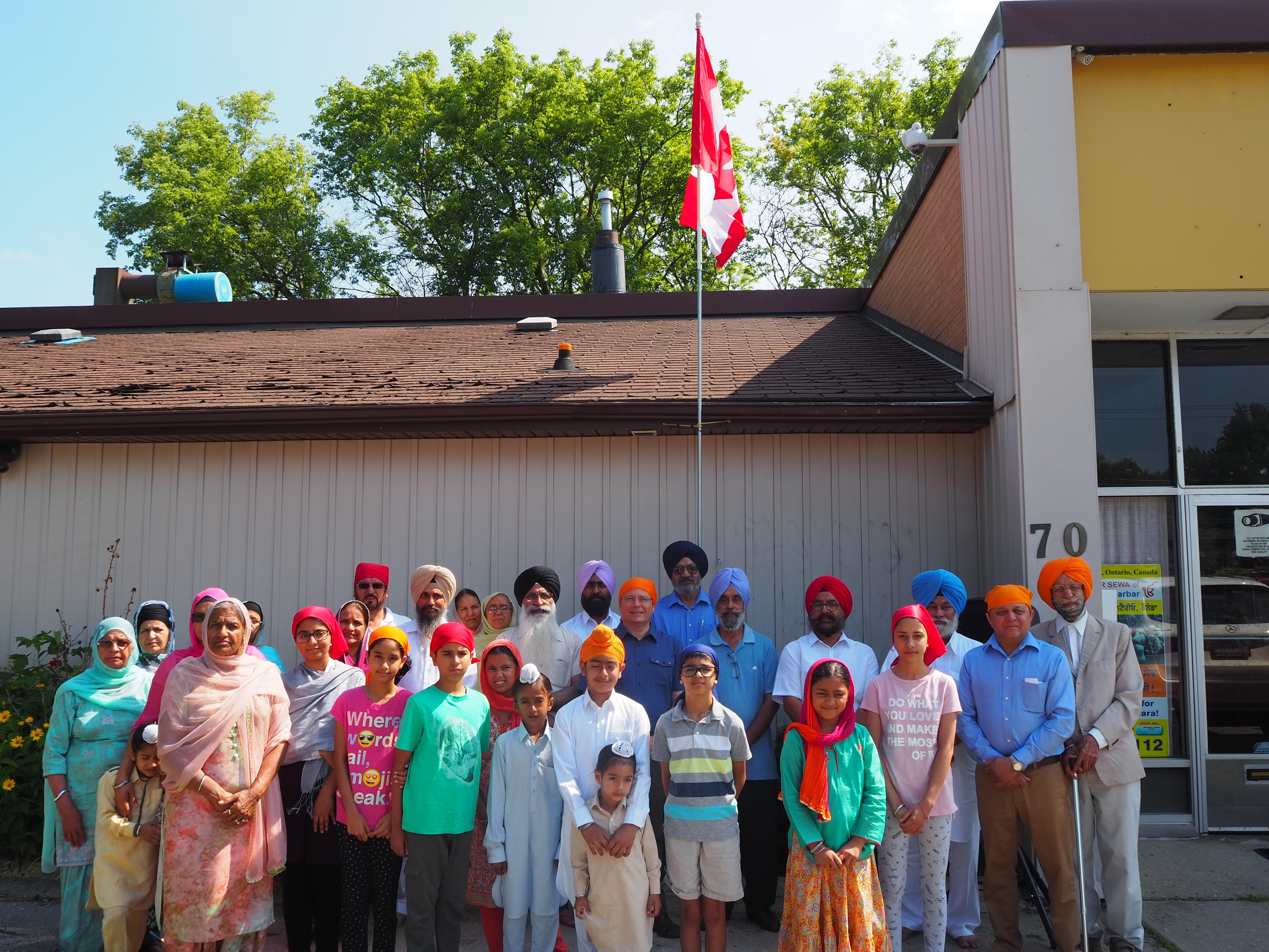 Canada Day 2018 Celebrations